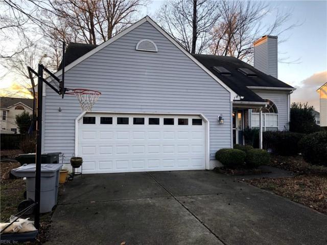 7 Valentine Ct, Hampton, VA 23666 (#10238107) :: Abbitt Realty Co.