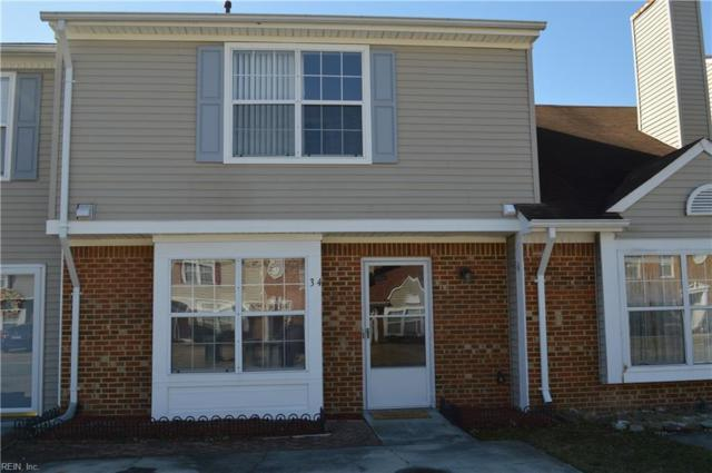 34 Riverchase Dr, Hampton, VA 23669 (#10238252) :: Abbitt Realty Co.