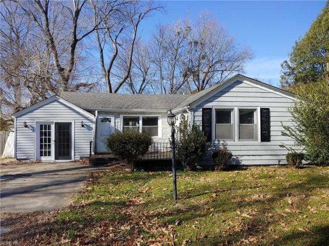 2727 Jamestown Ave, Hampton, VA 23661 (#10238312) :: 757 Realty & 804 Homes
