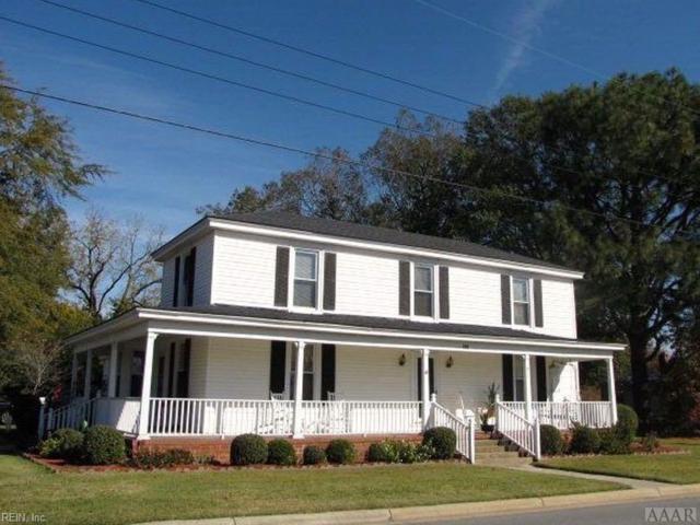 305 Court St, Gates County, NC 27938 (MLS #10238510) :: AtCoastal Realty
