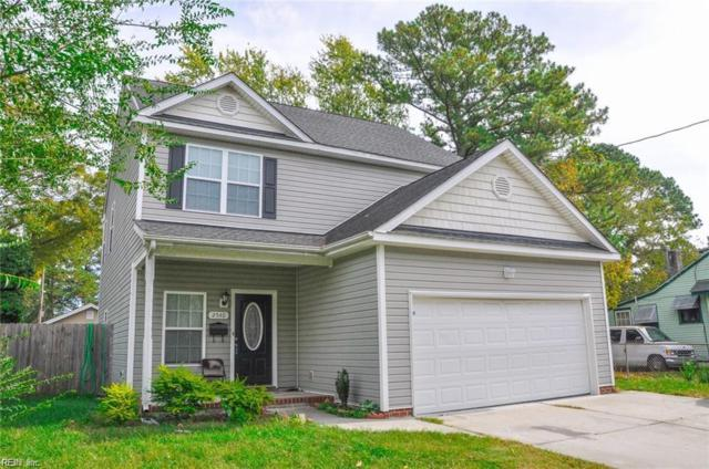 2540 Ballentine Blvd, Norfolk, VA 23509 (MLS #10238555) :: AtCoastal Realty