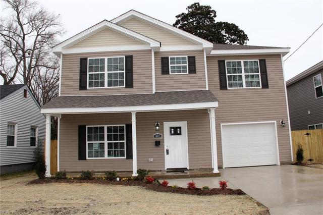 624 Homestead Ave, Hampton, VA 23661 (MLS #10238626) :: AtCoastal Realty