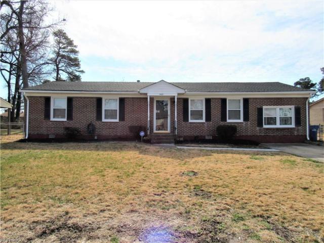 1407 Quiet Ct, Portsmouth, VA 23701 (#10238638) :: Austin James Real Estate