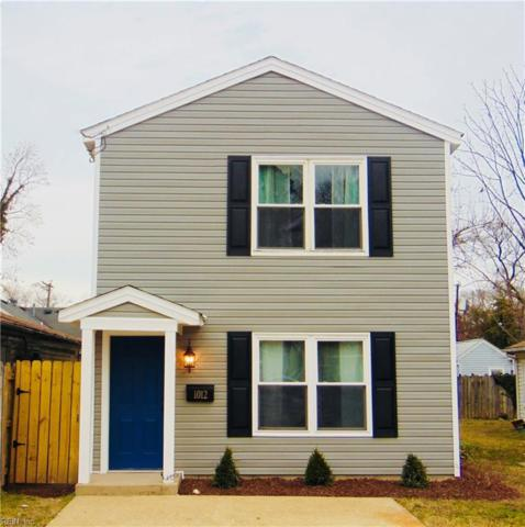 1012 Modoc Ave, Norfolk, VA 23503 (MLS #10238729) :: Chantel Ray Real Estate