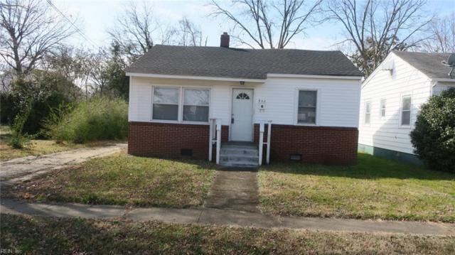 643 Rolfe St, Hampton, VA 23661 (#10238762) :: Abbitt Realty Co.
