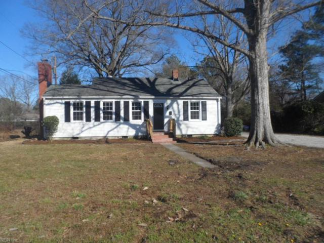 5932 Wickham Ave, Newport News, VA 23605 (#10238864) :: Abbitt Realty Co.