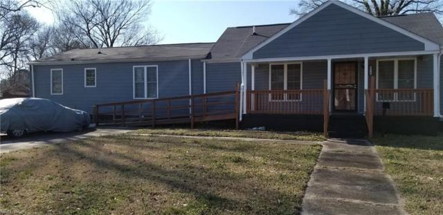 130 Grand St, Portsmouth, VA 23702 (#10238887) :: Berkshire Hathaway HomeServices Towne Realty