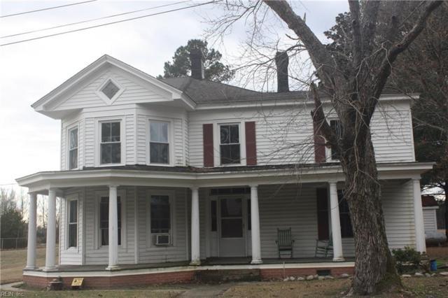 23076 Church St, Southampton County, VA 23829 (#10238992) :: Abbitt Realty Co.