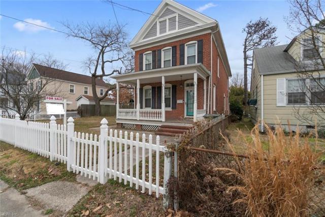 807 E East Pembroke Ave, Hampton, VA 23669 (#10239050) :: The Kris Weaver Real Estate Team