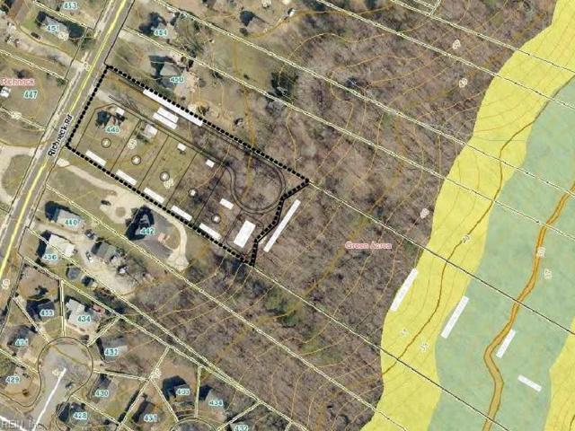 446 Richneck Rd, Newport News, VA 23608 (#10239080) :: Austin James Real Estate