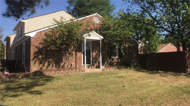 5100 Castle Way, Portsmouth, VA 23703 (MLS #10239167) :: Chantel Ray Real Estate