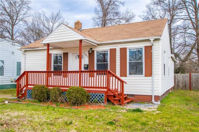 642 Bell St, Hampton, VA 23661 (#10239295) :: The Kris Weaver Real Estate Team
