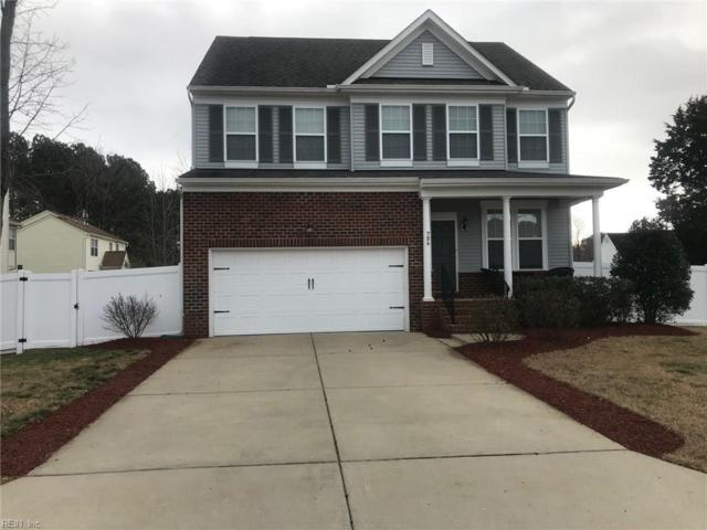 706 Daylily Ln, Newport News, VA 23608 (#10239402) :: Austin James Real Estate
