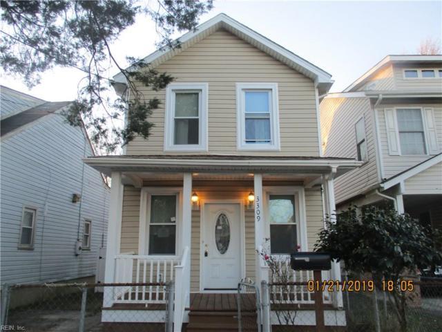 3309 Lyons Ave, Norfolk, VA 23509 (#10239408) :: Austin James Real Estate