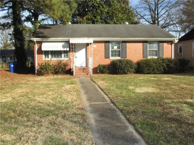 2015 Evergreen Pl, Portsmouth, VA 23704 (#10239482) :: Berkshire Hathaway HomeServices Towne Realty