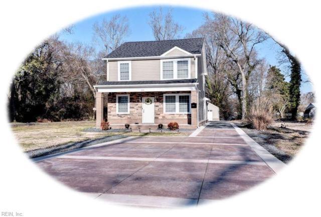 2713 Shell Rd, Hampton, VA 23661 (#10239584) :: The Kris Weaver Real Estate Team