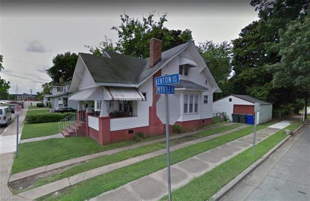 917 Kenton Ave, Norfolk, VA 23504 (#10239648) :: Abbitt Realty Co.