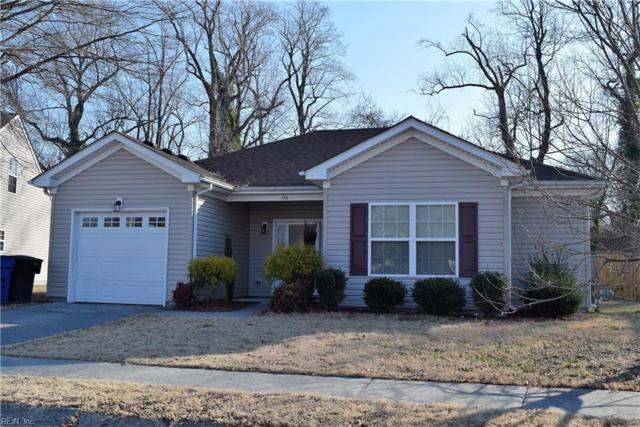 134 Cheyenne Trl, Portsmouth, VA 23701 (#10239761) :: Berkshire Hathaway HomeServices Towne Realty