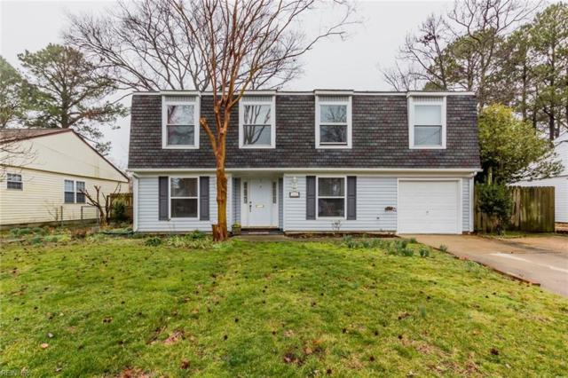 119 Diggs Dr, Hampton, VA 23666 (MLS #10239800) :: AtCoastal Realty