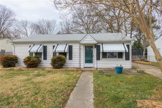 467 Cedar Dr, Hampton, VA 23669 (MLS #10239807) :: AtCoastal Realty