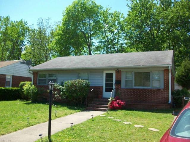 17 Lynnhaven Dr, Hampton, VA 23666 (#10239854) :: Abbitt Realty Co.