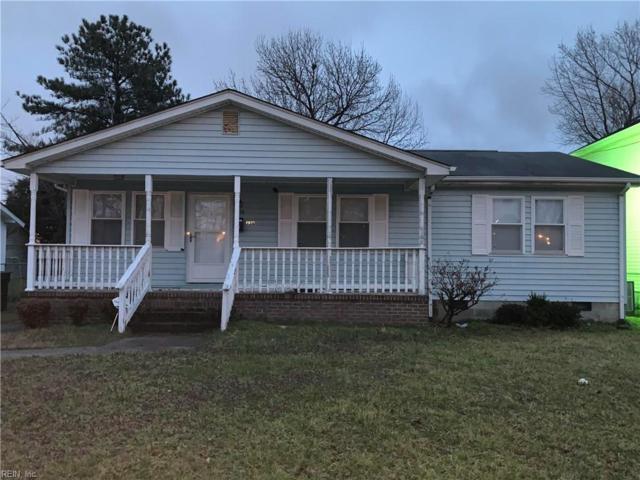 738 Childs Ave, Hampton, VA 23661 (#10239909) :: The Kris Weaver Real Estate Team
