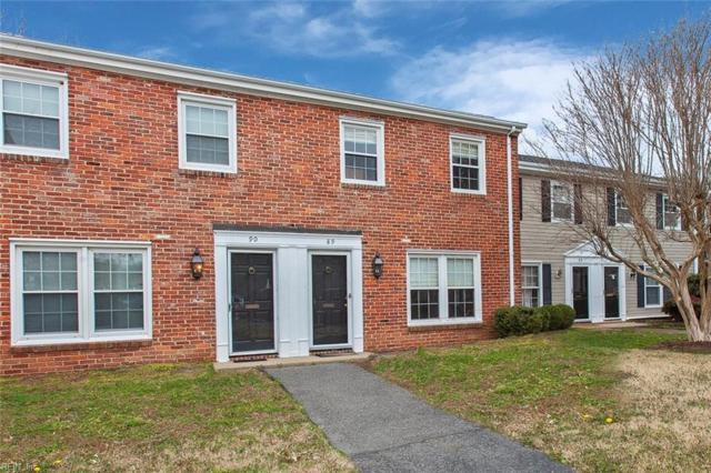 89 Towne Square Dr, Newport News, VA 23607 (#10239918) :: Abbitt Realty Co.