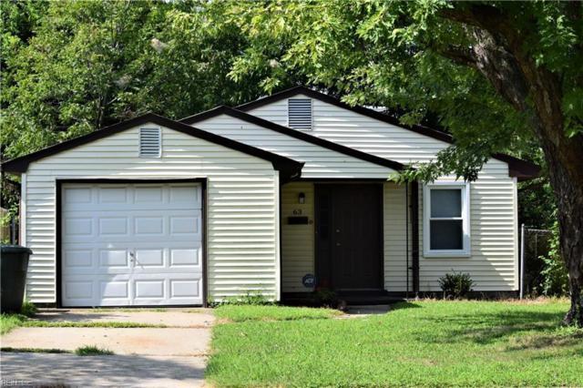 63 Buxton Ave, Newport News, VA 23607 (#10240098) :: Abbitt Realty Co.