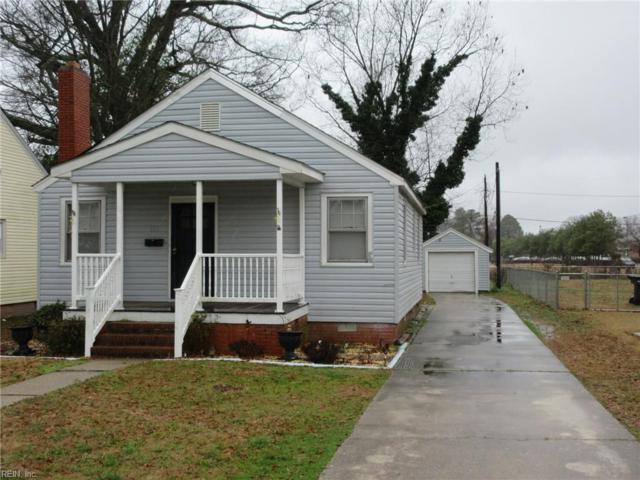 331 Algonquin Rd, Hampton, VA 23661 (#10240100) :: Abbitt Realty Co.