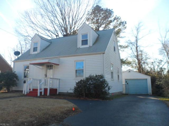 111 Clifton St, Hampton, VA 23661 (#10240143) :: The Kris Weaver Real Estate Team