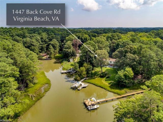 1447 Back Cove Rd, Virginia Beach, VA 23454 (#10240189) :: Abbitt Realty Co.