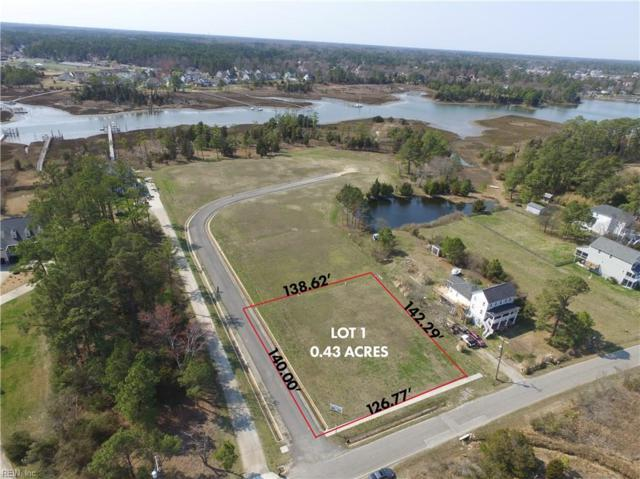 Lot 1 N Dove Point Trl, Poquoson, VA 23662 (#10240198) :: Abbitt Realty Co.
