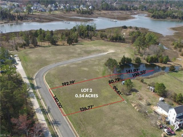 Lot 2 N Dove Point Trl, Poquoson, VA 23662 (#10240202) :: Abbitt Realty Co.