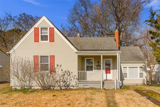 4660 Hampshire Ave, Norfolk, VA 23513 (#10240215) :: Abbitt Realty Co.