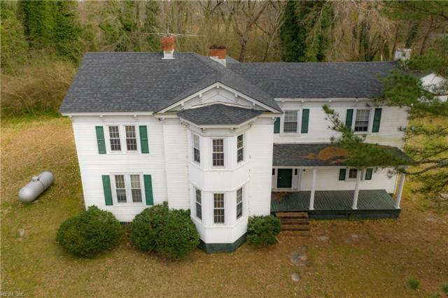 22331 Drewry Rd, Southampton County, VA 23844 (#10240460) :: Austin James Realty LLC