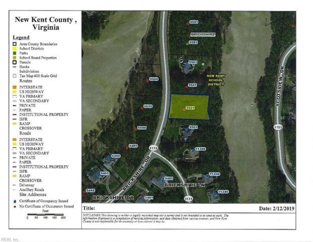 5521 Brickshire Dr, New Kent County, VA 23140 (#10240519) :: Berkshire Hathaway HomeServices Towne Realty