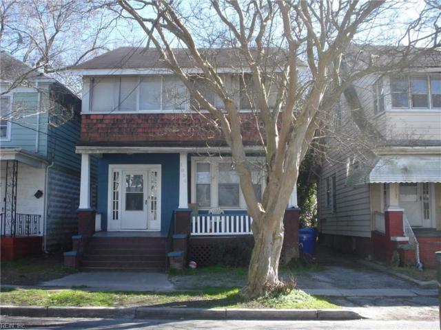 1006 Fauquier St, Norfolk, VA 23523 (#10240576) :: Austin James Real Estate
