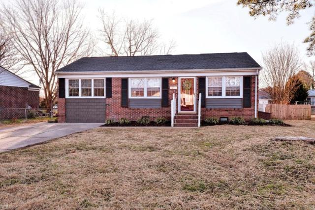 1018 Lyndon Cir, Newport News, VA 23605 (#10240806) :: Austin James Real Estate