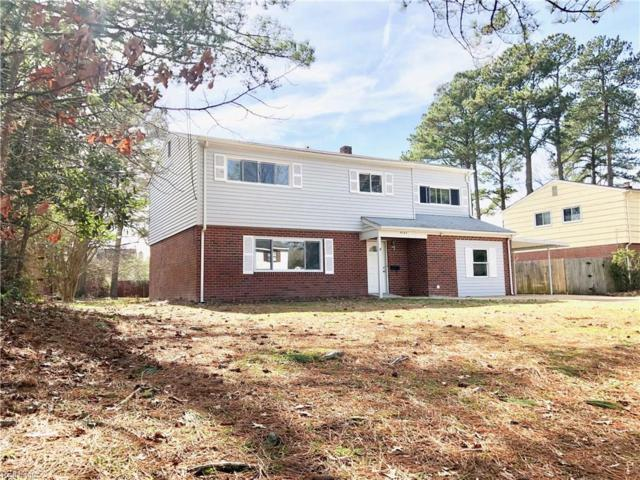 4105 Rundel Ln, Virginia Beach, VA 23452 (MLS #10240857) :: AtCoastal Realty
