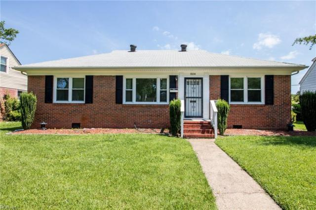 504 W Little Creek Rd, Norfolk, VA 23505 (#10240891) :: Berkshire Hathaway HomeServices Towne Realty