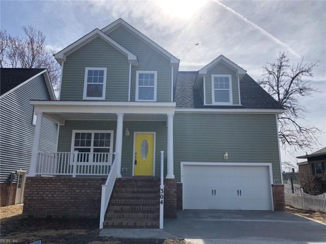 304 Creek Ave, Hampton, VA 23669 (#10240934) :: Abbitt Realty Co.