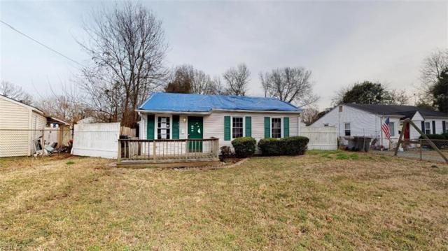 403 Cedar Dr, Hampton, VA 23669 (MLS #10241029) :: AtCoastal Realty
