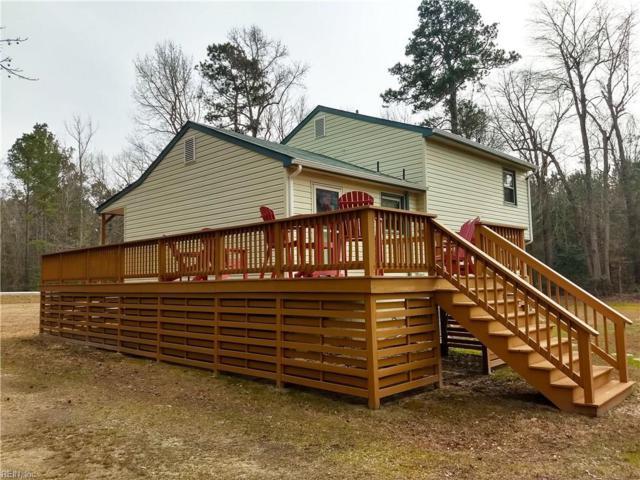 1123 Hog Island Rd, Surry County, VA 23883 (MLS #10241105) :: Chantel Ray Real Estate
