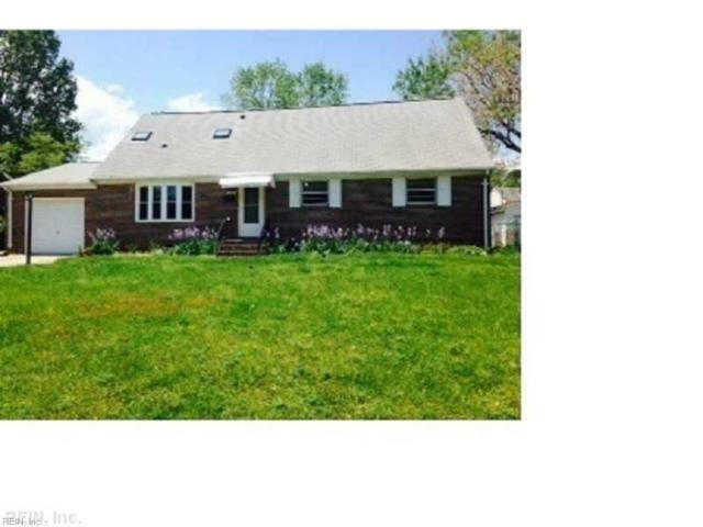 509 Brentwood Dr, Newport News, VA 23601 (#10241135) :: Berkshire Hathaway HomeServices Towne Realty