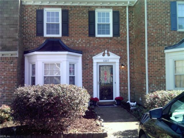 1207 Mill Stream Way, Chesapeake, VA 23320 (#10241234) :: Berkshire Hathaway HomeServices Towne Realty