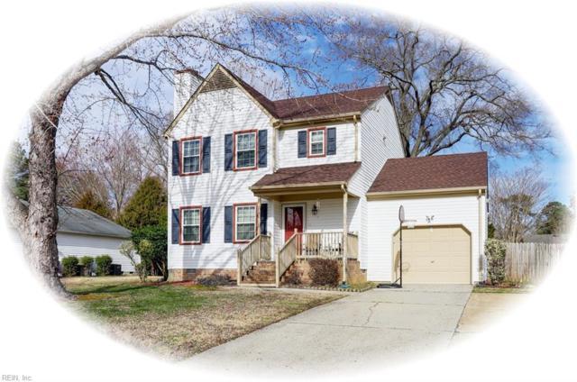 116 Sheffield Way, Newport News, VA 23602 (#10241270) :: AMW Real Estate