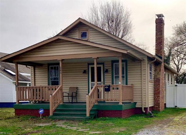 245 Powhatan Pw, Hampton, VA 23661 (#10241370) :: AMW Real Estate