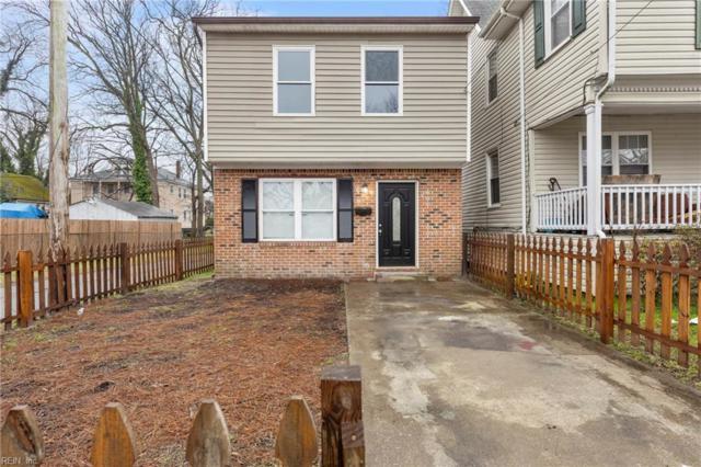 843 W 37th Street Norfolk St, Norfolk, VA 23508 (MLS #10241411) :: AtCoastal Realty
