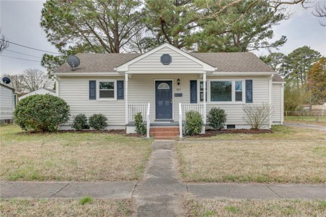 507 Bunche Blvd, Portsmouth, VA 23701 (#10241414) :: Berkshire Hathaway HomeServices Towne Realty