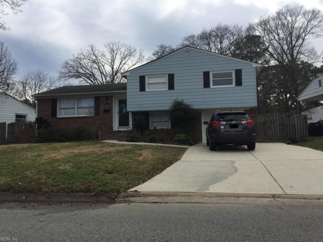 1647 Tallwood St, Norfolk, VA 23518 (#10241440) :: AMW Real Estate